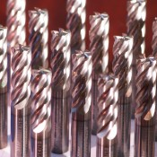 5 Flute Carbide End Mill